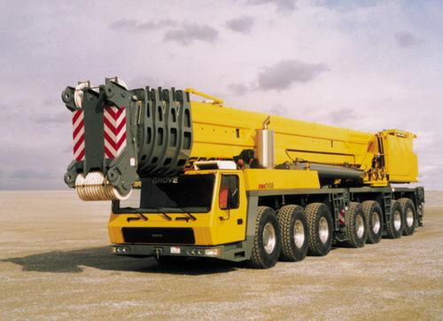 格鲁夫GMK5220 220吨汽车吊万博手机客户端登录